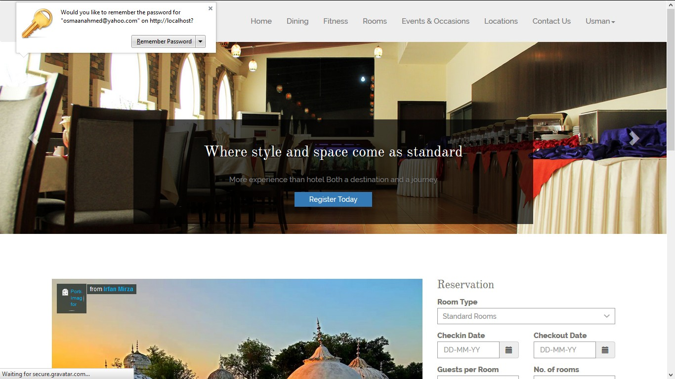 Online Hotel Reservation and Booking Management System - A Full